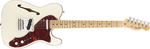 olympic white telecaster thinline
