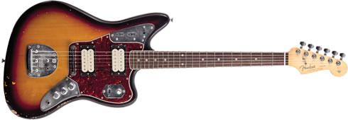 Kurt Cobain Jaguar