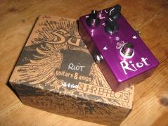 Suhr Riot pedal