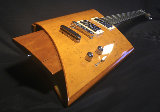 The sonic wind guitar