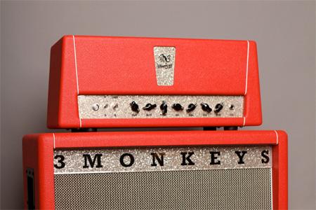3 monkeys amplifier