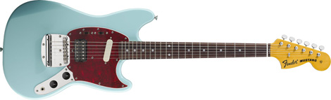 Fender Kusrt Cobain Mustang