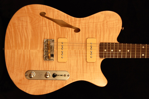 Textone Guitars Blues King Custom