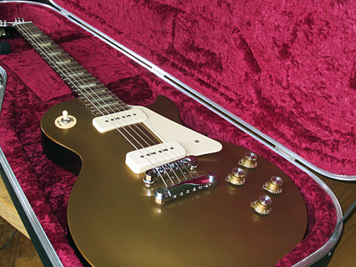 Hiscox case for Gibson Les Paul guitar