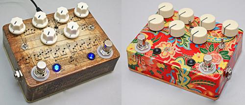 JHS custom pedals