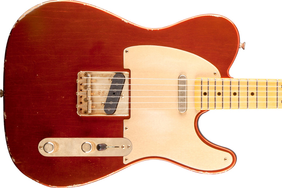 Fender Custom Shop Time Machine 1952 Relic Telecaster