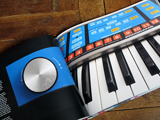 Bernard Sumner's Moog Source synthesizer
