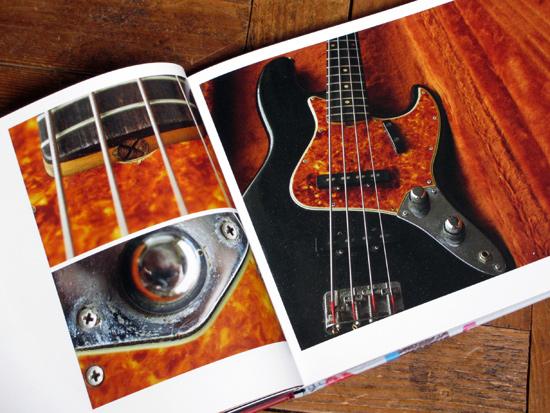 John Doe's Fender Jazz bass