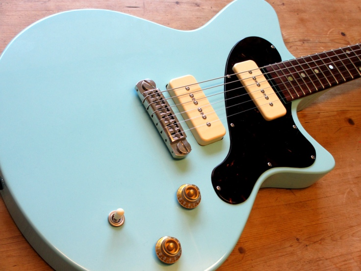 Koll Jr Glide in Daphne Blue