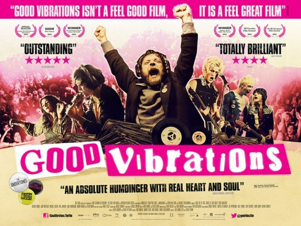 Good Vibrations - film poster