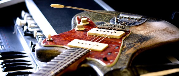 Jazzmaster with Offset Bridge by Mastery