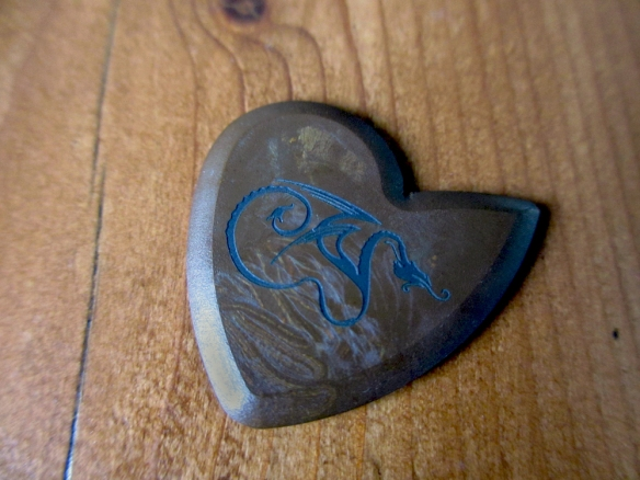Dragon's Heart Pick