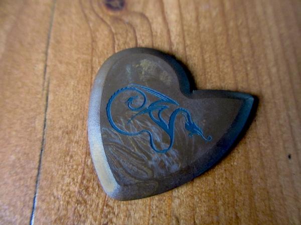 Dragon's Heart Pick