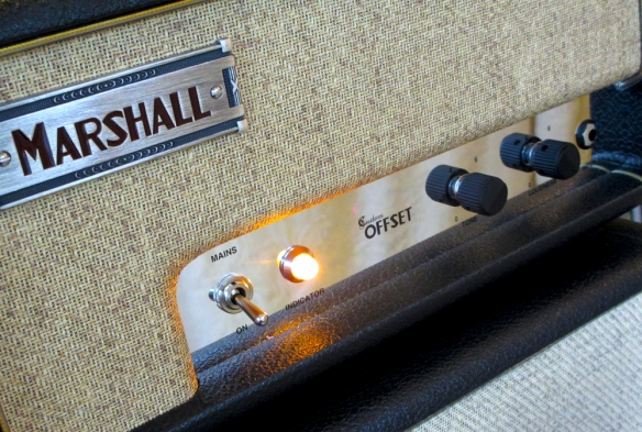 Marshall Custom JTM Offset