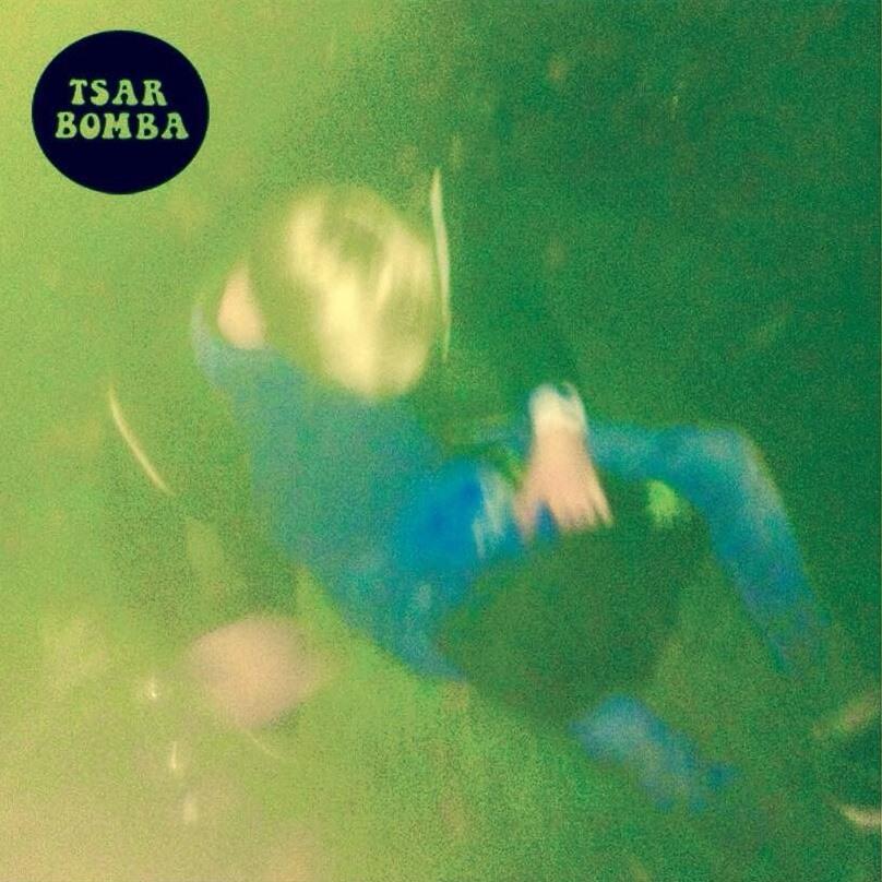 Tsar Bomba EP cover