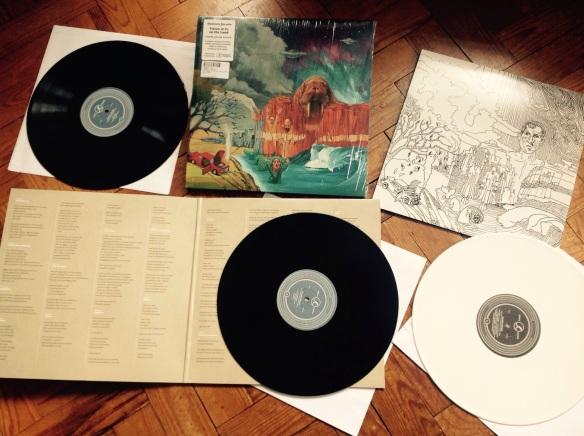 Triple album Visions of Us on the Land by Damien Jurado