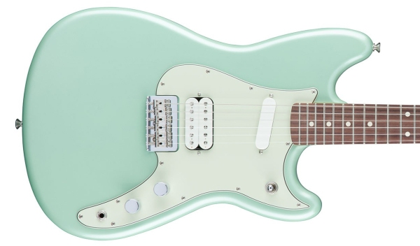 Fender Duo Sonic in Surf Green
