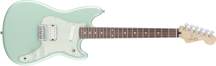 Fender Duo-Sonic HS in Surf Green