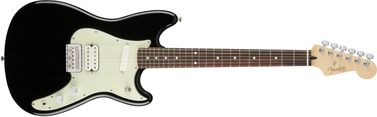 Fender Duo-Sonic HS in Black