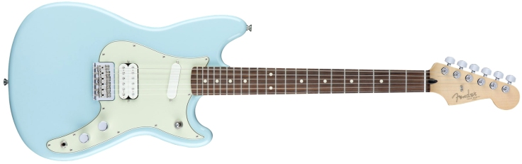 Fender Duo-Sonic HS in Daphne Blue