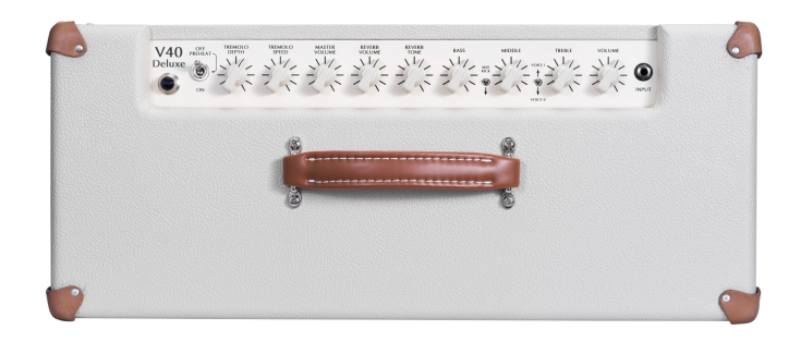 Victory V40 Deluxe control panel